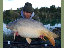 Mick - 37 lb 10 oz swim 5 - October 2017