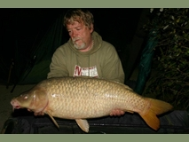 Kims pb - 37 lb common - September 2011