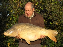 marks pb - 37 lb 8 oz - October 2011
