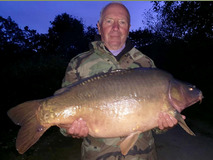 Pete - 37 lb swim 5  - September 2019