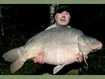 Sir Bob (brace 2 ) - 40 lb 8 oz swim 9  - November 2019