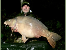 Sir bob with Nobby - 46 lb 12 oz swim 9  - November 2019