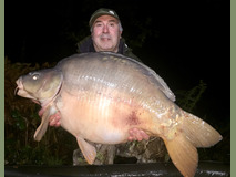 Sir Bob with Tyla - 52 lb 2 oz swim 9  - November 2019