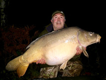 Sir Bob with Adrian - 44 lb 15 oz swim 9  - November 2019