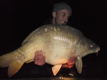 jays new pb mirror - 56 lb - October 2011