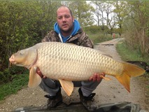 aarons common - 35lb common - April 2012