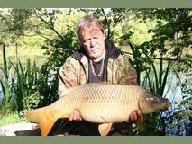 common carp - 24lb 2oz - May 2010