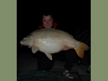 mirror carp - 39lb 9oz - May 2010