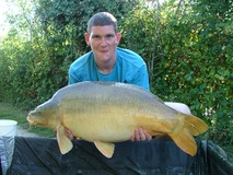 Richy Rich - 31 LB new pb - July 2012