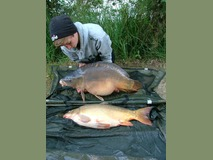 Tom - Nice brace 34lb 8oz-23lb 12oz - July 2012