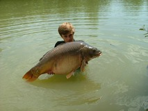 Tom - 43 lb 4 oz new pb - July 2012