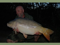 Martyn Stammers - 32lb 3oz - August 2012