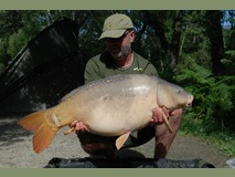 Martyn Stammers - 33lb 10oz - August 2012