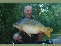 Martyn Stammers - 35lb 15oz - August 2012