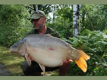 Martyn Stammers - 38lb 5oz - August 2012