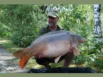 Martyn Stammers - 38lb 15oz - August 2012