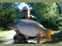 Martyn Stammers - 40lb 9oz - August 2012