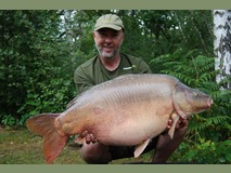 Martyn Stammers - 41lb 3oz - August 2012