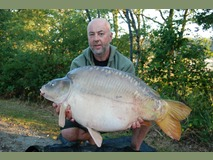 Martyn Stammers - 41lb 4oz - August 2012