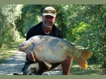Martyn Stammers - 41lb 9oz - August 2012