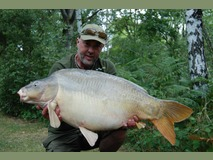 Martyn Stammers - 41lb 13oz - August 2012
