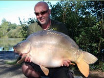 Martyn Stammers - 41lb 12oz - August 2012