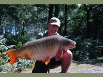 Martyn Stammers - 46lb 10 oz - August 2012