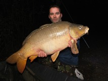 Andy - 34lb - September 2012
