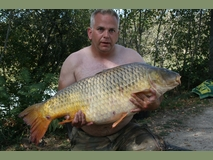 Gareth - 45lb 8oz Common - September 2010