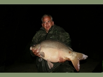 Gareth - 44lb 1oz Mirror - September 2010