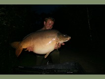 Dale's new PB - 51lb swim 5 - June 2013