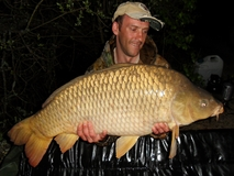 Jays pb common - 36 lb 4 oz - April 2011