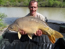 One of Jays 12 x30 lb + fish -  - April 2011